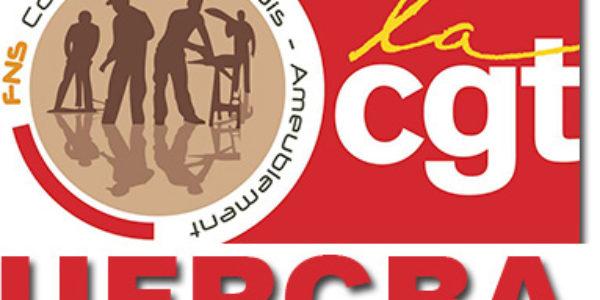 Nouveau site de l'UFRCBA-CGT