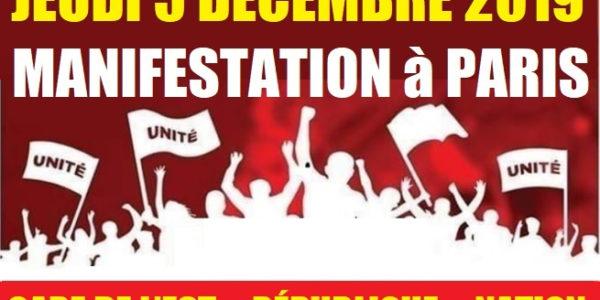 Mobilisation historique !