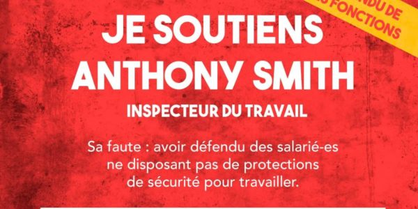 Pas de sanction pour Anthony Smith !