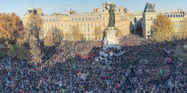 Manifestation unitaire des retraités le 2/10/2021