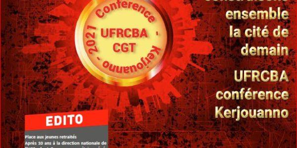 RCBA 98 spécial 1ère conférence